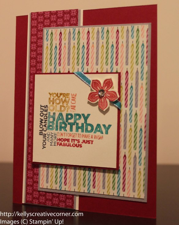 PopUp Present Card Mojo Monday