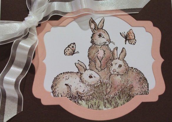 RRBC10-Kelly DeTommaso Embossed Easter Card CloseUp