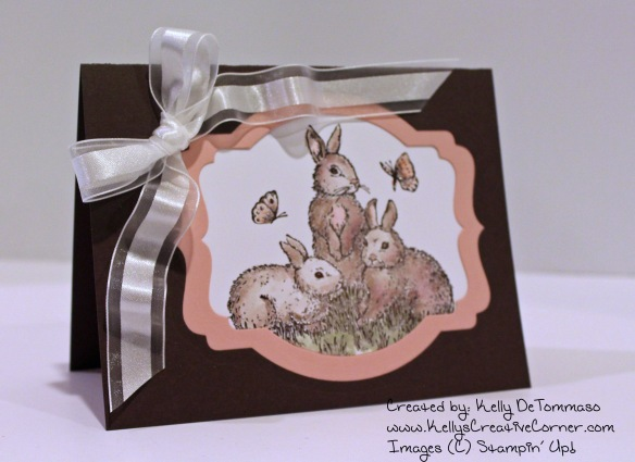 RRBC10-Kelly DeTommaso Embossed Easter Card